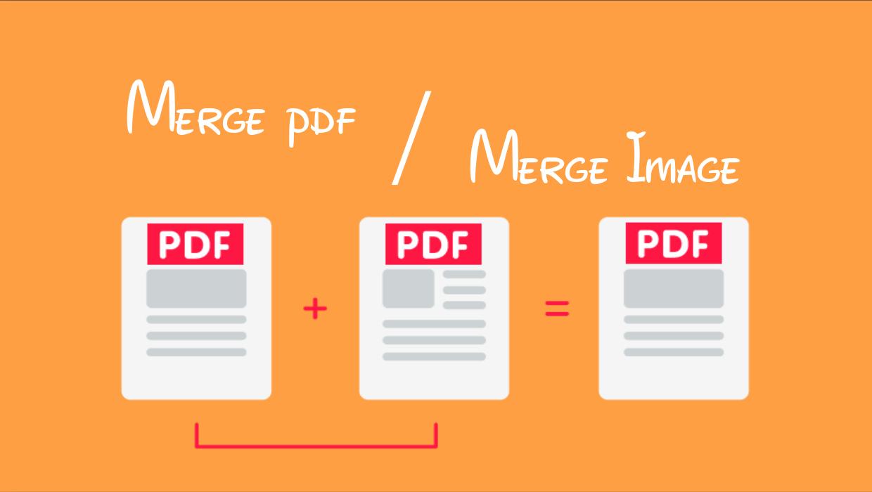 Combine PDF to pdf convertor